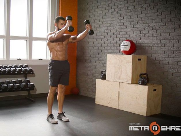 WATCH: The Ultimate Fat-Frying Tabata Home Workout