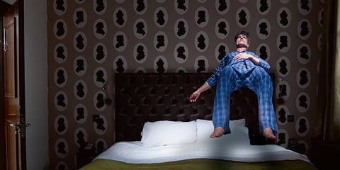 Bed, Bedroom, Furniture, Room, Bed sheet, Bed frame, Mattress, Wall, Textile, Comfort,