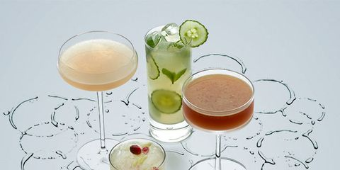 Liquid, Drink, Fluid, Tableware, Drinkware, Alcoholic beverage, Classic cocktail, Ingredient, Serveware, Glass,