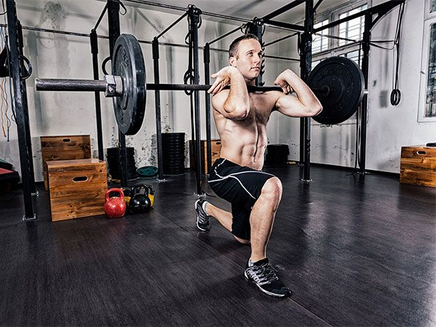 The ultimate lower-body workout for explosive power