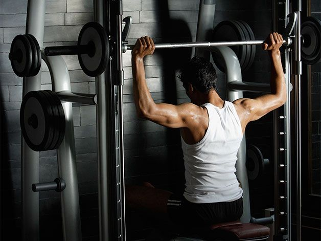 When it is ok to use the smith machine