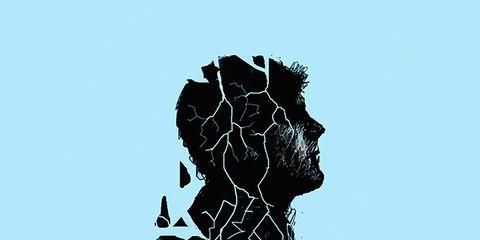 Illustration, Silhouette, Graphic design, Font, Art, Graphics,