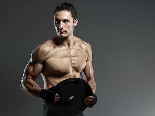 SHOULDER EXERCISES: 5 OF THE BEST MOVES YOU'RE NOT DOING