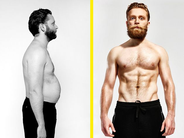 Weight gain at 40 years old man
