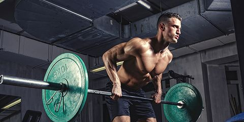 Physical fitness, Bodybuilding, Strength training, Deadlift, Powerlifting, Weightlifting, Weight training, Barechested, Bodybuilder, Barbell,
