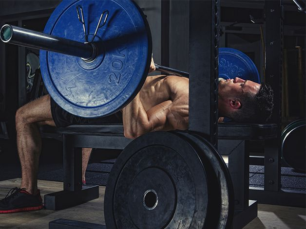 How to add 20kg to your bench press in 4 weeks