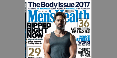 10 Reasons To Buy The August Issue Of Men S Health