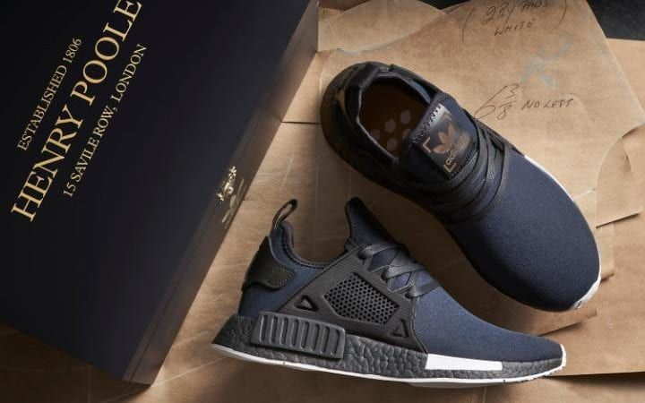 Adidas' NMD trainers get the Savile Row treatment