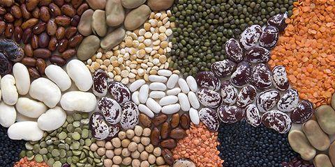 Superfood, Natural foods, Legume, Food, Plant, Lentil, Vegetable, Pebble, Produce, Seed,