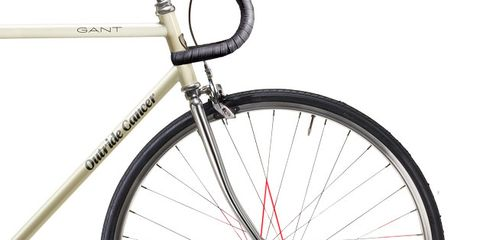 Bicycle, Bicycle wheel, Bicycle part, Bicycle tire, Bicycle frame, Spoke, Bicycle accessory, Bicycle fork, Vehicle, Bicycle stem,