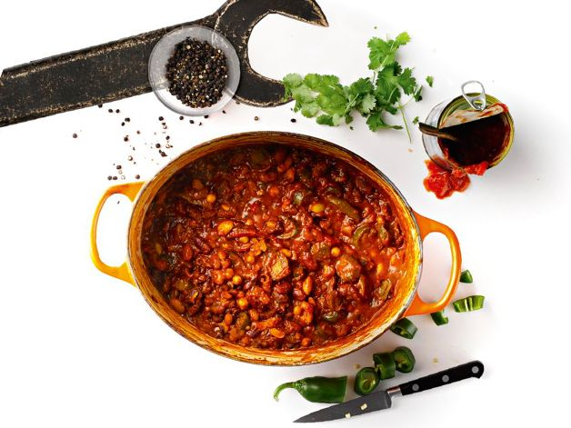The Batch Chilli That Fuels A Whole Week Of Training