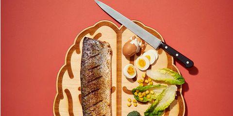 Food, Ingredient, Kitchen utensil, Cutlery, Finger food, Dish, Produce, Staple food, Vegetable, Fruit,