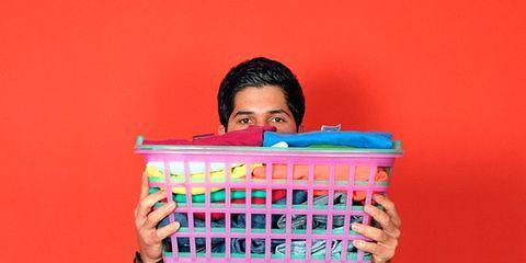 Child, Shopping cart, Play,