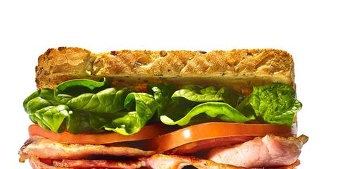 Food, Dish, Cuisine, Fast food, Ingredient, Breakfast sandwich, Junk food, Sandwich, Bacon sandwich, Ham and cheese sandwich,