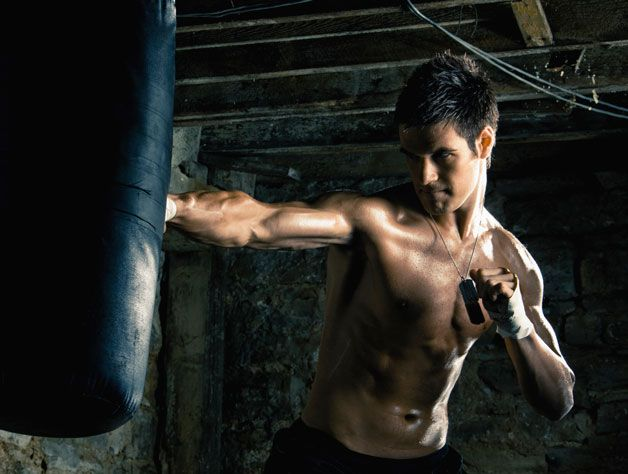The fighting fit workout that'll give you a shredded core