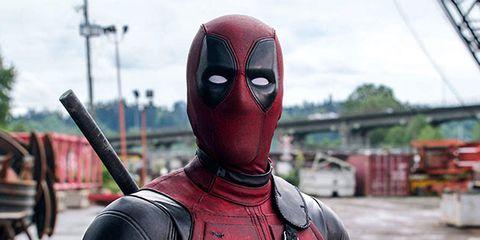Deadpool, Superhero, Fictional character, Suit actor, Carmine,