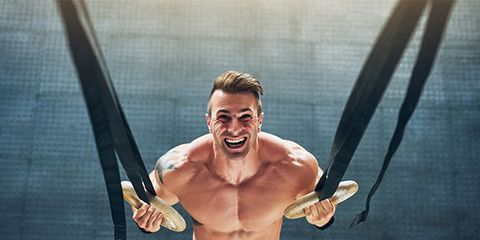Barechested, Muscle, Bodybuilding, Chest, Physical fitness, Arm, Bodybuilder, Shoulder, Human body, Photo shoot,