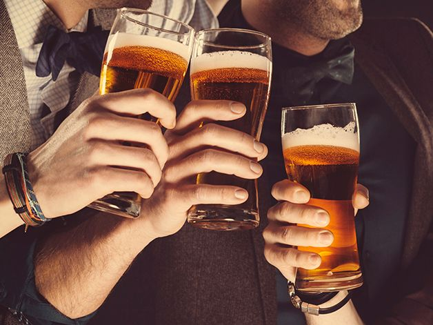 The Trick to Drinking Less – Without Going Sober
