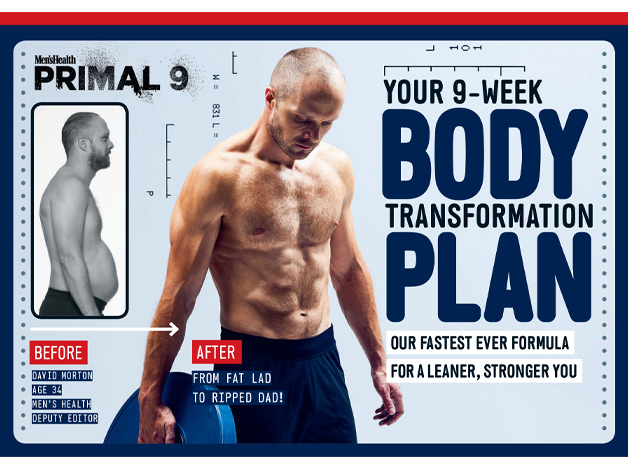 Build Your Best-Ever Body With Our Free Workout Guide