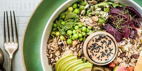Dish, Food, Cuisine, Ingredient, Salad, Superfood, Vegan nutrition, Vegetarian food, Vegetable, Produce,