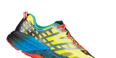 Shoe, Footwear, Running shoe, Outdoor shoe, Athletic shoe, Walking shoe, Orange, Yellow, Cross training shoe, Sneakers,