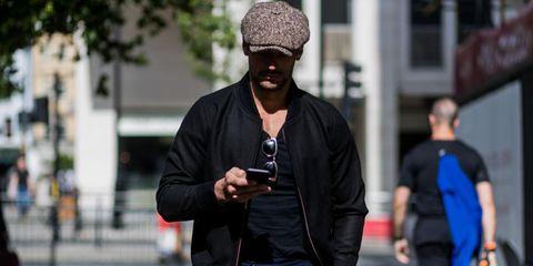 Street fashion, People, Beanie, Fashion, Cap, Snapshot, Eyewear, Street, Human, Headgear,