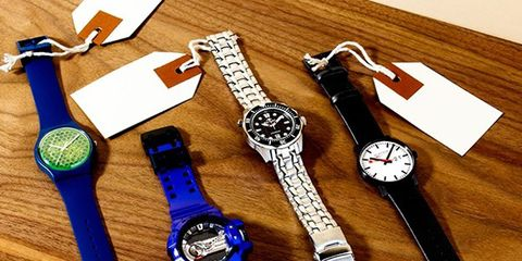 Watch, Strap, Fashion accessory, Everyday carry, Tool, Keychain,
