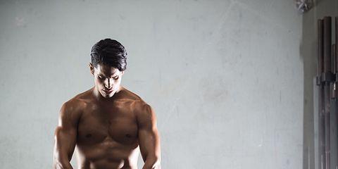 Barechested, Muscle, Chest, Abdomen, Standing, Briefs, Arm, Model, Shoulder, Bodybuilder,
