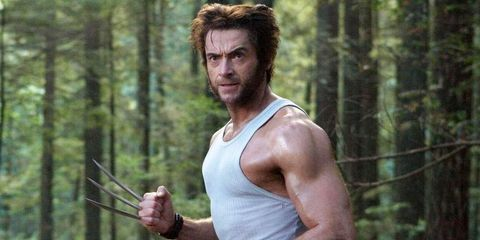 Muscle, Barechested, Wolverine, Chest, Arm, Recreation, Trunk,
