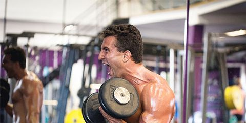 Weights, Physical fitness, Shoulder, Exercise equipment, Barbell, Weight training, Strength training, Muscle, Gym, Bodybuilding,