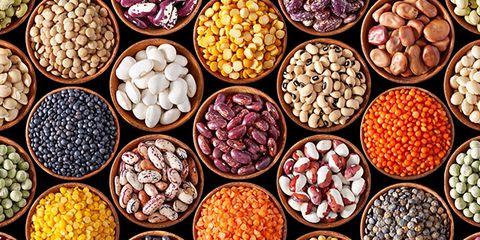 Superfood, Food, Azuki bean, Legume, Bean, Cuisine, Ingredient, Plant, Dal, Vegetable,