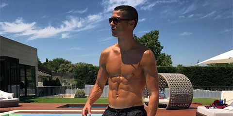 Barechested, Muscle, board short, Swimming pool, Chest, Summer, Leisure, Water, Briefs, Fun,