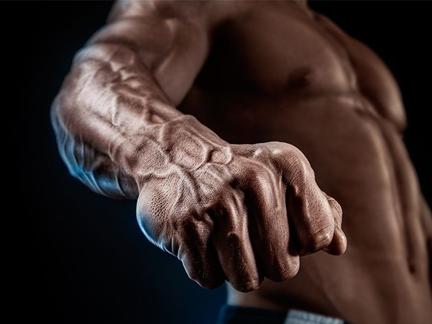 How to Get Veins to Show on Your Arms