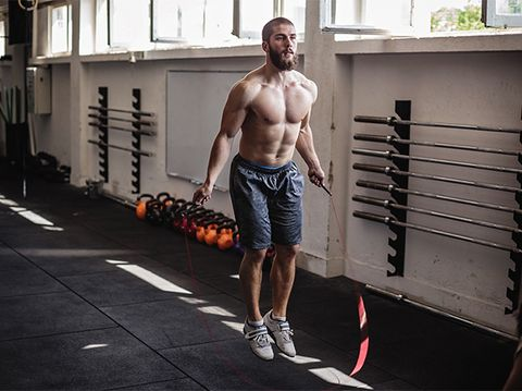 How to burn fat and build muscle with a skipping rope