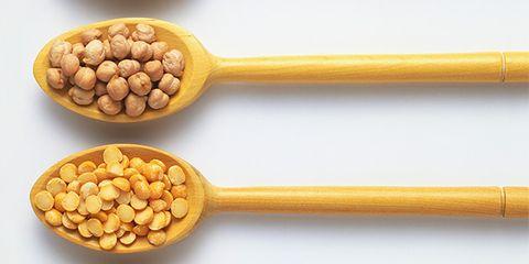 Spoon, Food, Cutlery, Ingredient, Cuisine, Tableware, Plant, Superfood, Kitchen utensil, Dish,