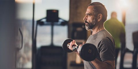 The Best Fat Burning Workout For Men Over 40