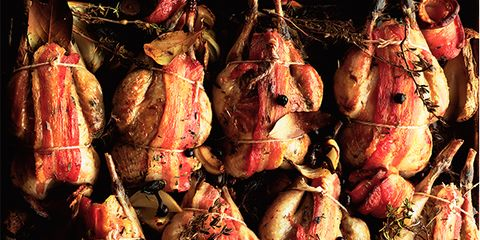 Meat, Curing, Food, Cuisine, Flesh, Salt-cured meat, Dish, Offal, Delicacy,