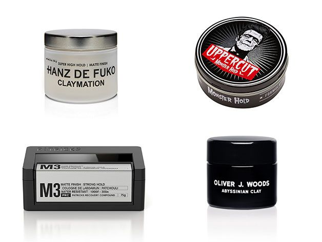 The Best New Hair Styling Products For Men