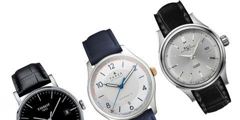 Watch, Analog watch, Watch accessory, Fashion accessory, Strap, Jewellery, Brand, Material property, Font, Hardware accessory,