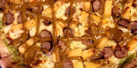 Dish, Food, Cuisine, Ingredient, Pizza, Produce, Tarte flambée, Comfort food, Staple food, Recipe,