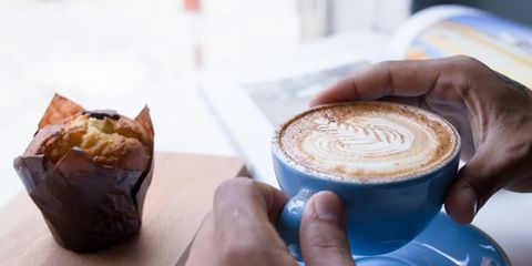 Food, Café au lait, Hot chocolate, Cortado, Coffee, Drink, Cappuccino, Cuisine, Mocaccino, Dish,
