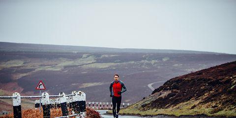 Sky, Mountain, Cloud, Fell, Road, Highland, Recreation, Landscape, Winter, Hill,