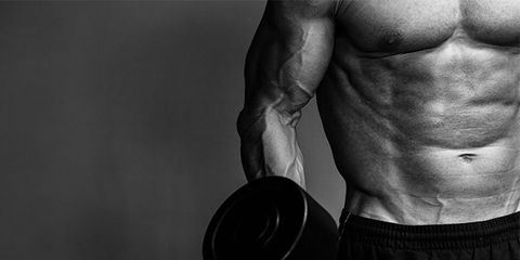 Bodybuilding, Muscle, Physical fitness, Shoulder, Arm, Abdomen, Standing, Chest, Joint, Biceps curl,