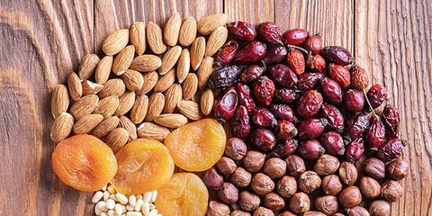 Food, Dried fruit, Natural foods, Superfood, Bean, Vegetable, Plant, Ingredient, Produce, Fruit,