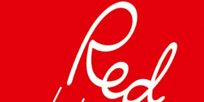Text, Red, Font, Graphics, Graphic design, Artwork, Trademark, Brand, Calligraphy,