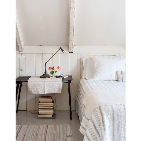 Room, Interior design, Textile, Furniture, Bed, Linens, Wall, Floor, Bedding, Bed sheet,