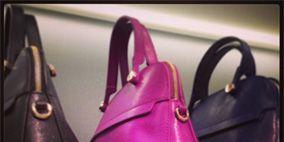 Product, Textile, Photograph, Style, Bag, Purple, Leather, Beauty, Fashion, Black,