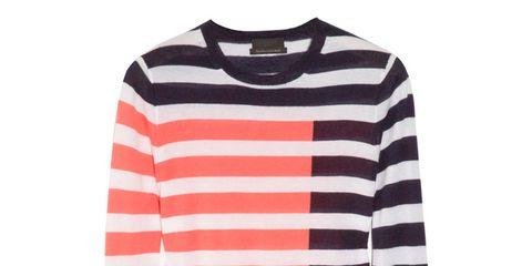Product, Sleeve, Textile, White, Pattern, Orange, Fashion, Grey, Aqua, Active shirt,