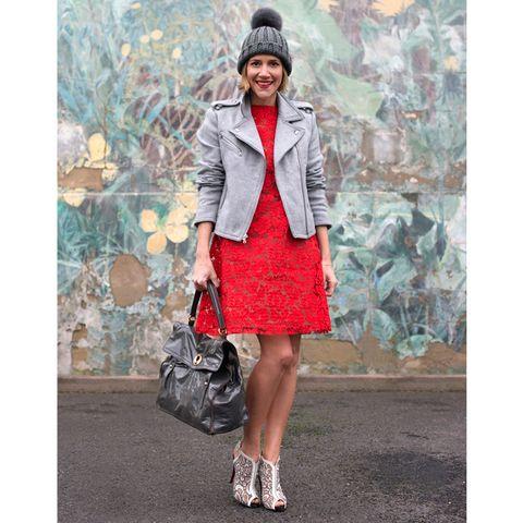 Clothing, Textile, Outerwear, Bag, Fashion accessory, Style, Pattern, Fashion, Street fashion, Beauty,