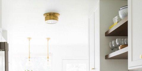Countertop, Room, Kitchen, Black, Furniture, Tile, Property, Floor, Cabinetry, Interior design,